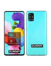 TELEFONO FINTO DUMMY SCHERMO COLORATO REPLICA Samsung Galaxy A51 VERDE
