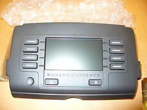 HARLEY DAVIDSON Touring Street Glide BOOM! Box 4.3 Bluetooth Stereo 76000075