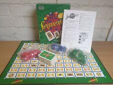 â� Vintage Sequence Parker 1997 Retro 90's Card Poker Board Game - Complete â�