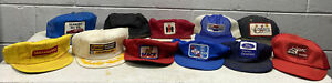 Vintage Trucker Hats Ford Chevy IH GMC Mack Skelly CAT Gas Oil Farm Tractor
