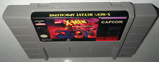 Super Nintendo SNES Game X-MEN: MUTANT APOCALYPSE Authentic GUC Fun Marvel XMEN