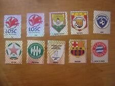 CHAMPIONNAT DE FRANCE 98 Lot N4 Vignette Autocollante Sticker FOOTBALL PANINI