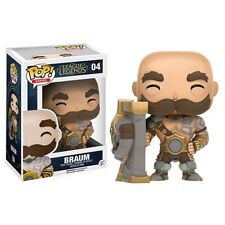 League of Legends Braum Pop! Vinyl Figure - New in Stock