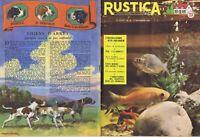 Rustica 37 09/09/1956 Installation Aquarium Oiseaux Chiens d'arrêt