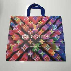 34x40x16cm Genuine Louis Vuitton Limited Edition Paper Carrier Bag