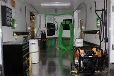 Spray Foam Systems Nitrosys Refill Low Pressure Heated Spray Foam Rig