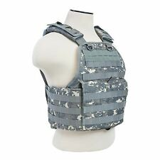 VISM by NcSTAR PLATE CARRIER VEST/DIGITAL CAMO