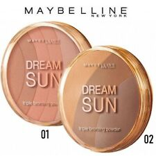 MAYBELLINE Dream Sun Polvo Bronceador 01 Blonde 02 Brune Bronzing Powder