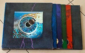 Prog - Pink Floyd - P.U.L.S.E.(Pulse) EU 140g 1st Pressing 1995 Box/Vinyl VG+/NM