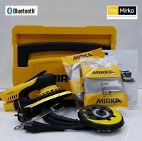 Mirka Deros MID5650202CA Exzenterschleifer Elektro Klettteller 150 mm + Case