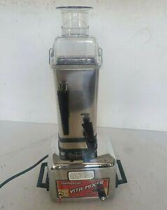 Vitamix Vita Mixer Maxi 4000 Blender Commercial Vintage 850 Watts
