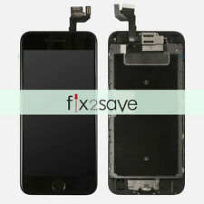 """Black LCD Display Touch Screen Digitizer Assembly Replacement For iPhone 6S 4.7"""""""