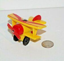 Thomas & Friends Wooden Railway Train Tank Engine Tiger Moth Bi-Plane Air - EUC