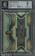 2007-08 UD Black Gold Ticket Kevin Durant RC Rookie AUTO /15 BGS 9 POP 1 ONLY