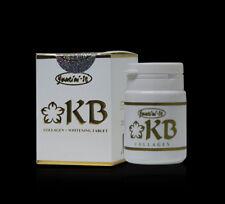 KB Kyusoku Bihaku COLLAGEN Skin Whitening Anti-Aging Capsules Pills Lightening