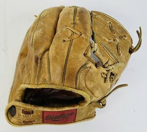 Vintage 1950's Rawlings Stan Musial Personal Model Heart Of The Hide PM Glove