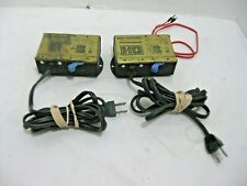 Bachmann N/HO Scale Hobby Transformer Models 5600 & 6604 Lot of 2 Parts Repairs
