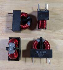 5pcs+ lot Pulse Electronics PE-62913 1mH common mode choke, 6A, 20mOhm rated