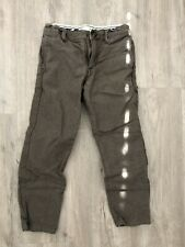 Hope and Henry boys dress pants size 6 Brown Youth