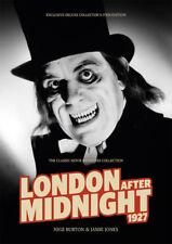 London After Midnight 1927 Lon Chaney MGM horror movie magazine