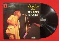 ROLLING STONES L'AGE D'OR VOL 5 AFTER MATH 278017 G VINYLE 33T LP
