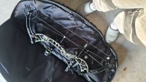 Bear Species RTH 55 -70 Lbs Compound Bow