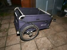 RALEIGH MULE BICYCLE CARGO TRAILER CYCLE CONVENIENT FOLD AWAY LIGHT WEIGHT