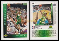 NBA UPPER DECK 1993/94 - Shawn Kemp # 149 - Supersonics - Ita/Eng - MINT