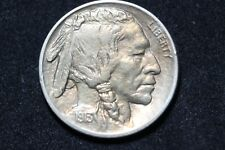 1913 D Buffalo Nickel Type 2 PQ BU
