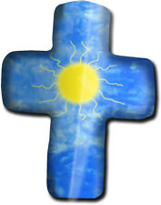 metALUm Kreuz Acrylmagnet mit starkem Neodym - Magnet Sonne #135013001
