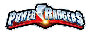 Power Rangers Edible Icing Logo Cake Decor
