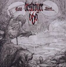 Destroyer 666 - Cold Steel....for An Iron Age NEW CD