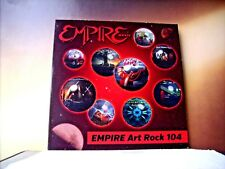EMPIRE ART ROCK 104  ( CD 47 )  PROMO - CD  ++  SEHR GUT  ++
