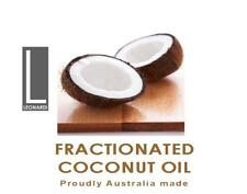 FRACTIONATED COCONUT OIL PURE NATURAL BASE CARRIER OIL 100ml