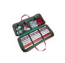 Noël sac de rangement pour décorations/FEUX/papier cadeau/keep up Fermeture Éclair Sac