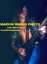 UFO - MICHAEL SCHENKER - SCORPIONS - RARE PHOTO 8x11-1975 STARWOOD CLUB - SALE
