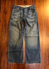 Vintage Adriano Goldschmied THE GRADE 30R *BUT* Measures W29 L 29.5 Mens Jeans