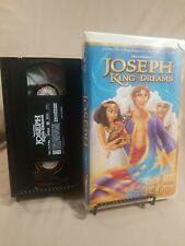 Joseph: King of Dreams VHS DreamWorks