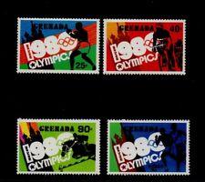 GRENADA. MOSCOW OLYMPICS  1980 MNH