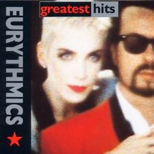 EURYTHMICS Greatest Hits 18 Trk CD Album Best Of Singles Collection Annie Lennox