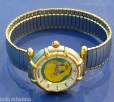 Armitron Tweety watch /Adult /teens/polish bracelette