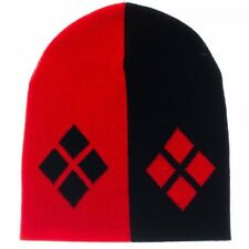 Harley Quinn Slouch Beanie DC Comics Officially Licensed Knit Beanie