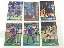 1994 Futera Australia Soccer Trading Card Full Base Set (110)--MINT & RARE