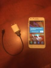 WHITE SAMSUNG GALAXY S2 EPIC 4G SPRINT SMART PHONE