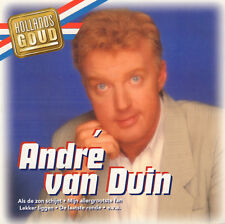ANDRE VAN DUIN - HOLLANDS GOUD (2003 CD COMPILATION)