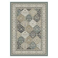 Dynamic area rugs yazd 3.3x5.3 grey indoor/outdoor. New