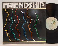 Friendship same jazz fusion NM # 15