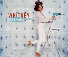 Whitney 2xCD The Greatest Hits - Europe (M/EX+)
