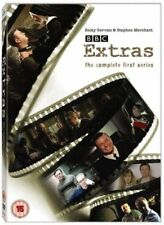 Extras - Series 1 - Complete (DVD, 2006, 2-Disc Set) New and Sealed