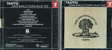 CD TRAFFIC JOHN BARLEYCORN MUST DIE 1970 ISLAND L'ESPRESSO 2001